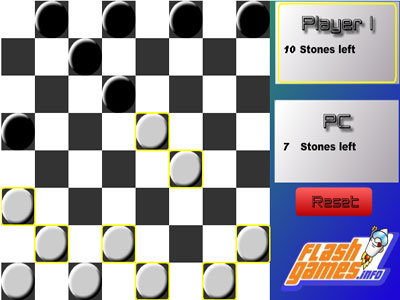 FG Checkers (Brettspiele)